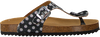 Schwarze DEVELAB Pantolette 48174 - small