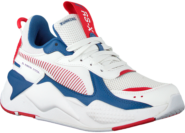 Weiße PUMA Sneaker low RS-X JOY JR  - large