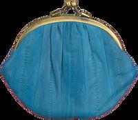 Blaue BECKSONDERGAARD Portemonnaie GRANNY RAINBOW AW19  - medium