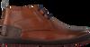 Cognacfarbene FLORIS VAN BOMMEL Sneaker 10989 - small