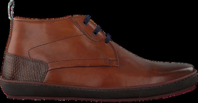 Cognacfarbene FLORIS VAN BOMMEL Sneaker 10989 - large