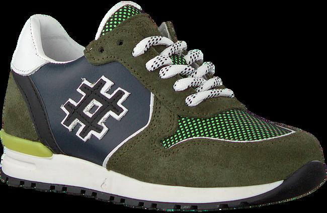 Grüne HIP Sneaker low H1290  - large