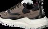 Graue BARRACUDA Sneaker BU3242  - small