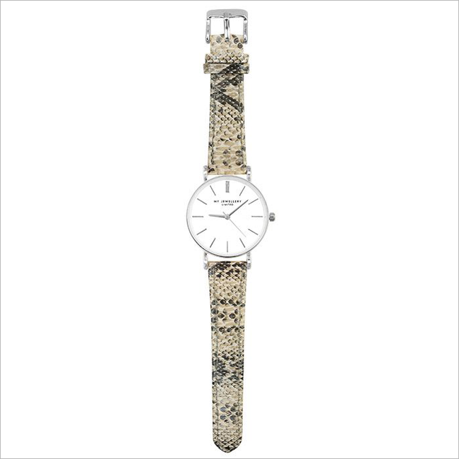 Silberne MY JEWELLERY Uhr MJ01455  - large