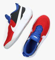 Mehrfarbige/Bunte NIKE Sneaker low TEAM HUSTLE D 10 (GS)  - medium