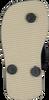 Mehrfarbige/Bunte HAVAIANAS Pantolette BABY CHIC II  - small