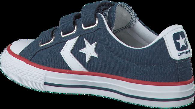 Blaue CONVERSE Sneaker STAR PLAYER 3V OX KIDS - large