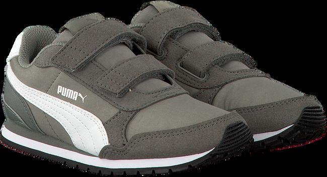 Graue PUMA Sneaker ST.RUNNER JR - large