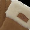 Braune UGG Handschuhe TURN CUFF GLOVE - small