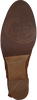 Braune SHABBIES Sandalen 163020041  - small