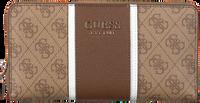 Braune GUESS Handtasche CATHLEEN SLG CHEQUE ORGANIZER  - medium