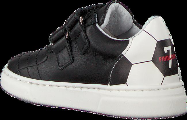 Schwarze PINOCCHIO Sneaker low P1324  - large