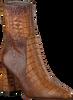 Cognacfarbene PERTINI Stiefeletten 192W16146  - small