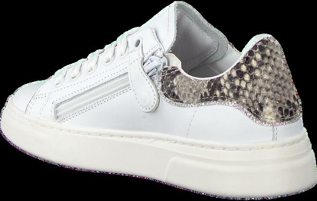 Weiße HIP Sneaker low H1219  - large