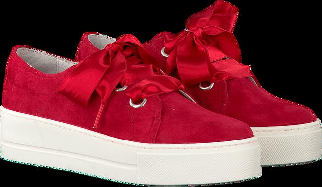 Rote ROBERTO D'ANGELO Sneaker LEEDS - large