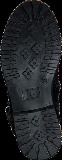Schwarze CLIC! Stiefeletten 9547 - large