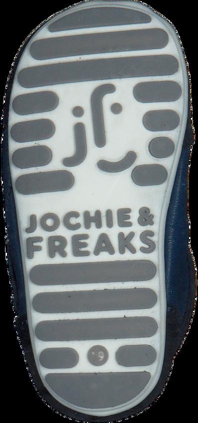 Blaue JOCHIE & FREAKS Babyschuhe 18060 - larger
