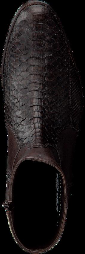 Braune SENDRA Stiefeletten 15842P - larger