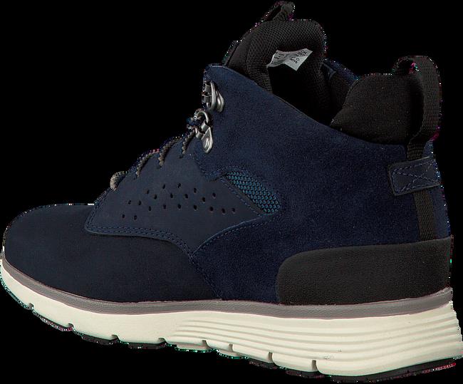 Blaue TIMBERLAND Ankle Boots KILLINGTON HIKER CHUKKA KIDS - large