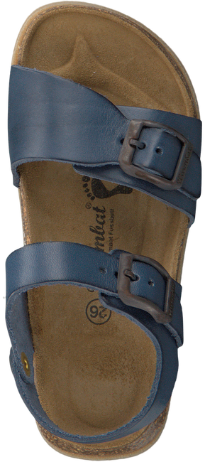 Blaue WARMBAT Sandalen 081515 - large