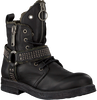 Schwarze REPLAY Biker Boots RL260060L FAIRVIEW - small