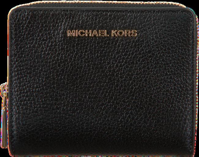 Schwarze MICHAEL KORS Portemonnaie JET SET MD  - large