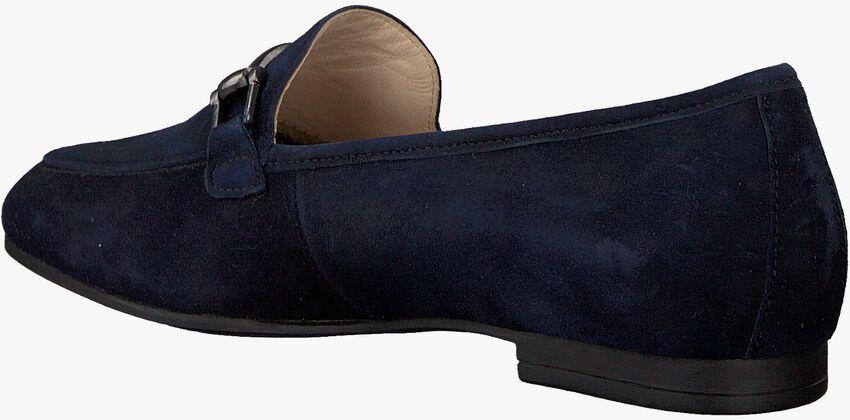 Blaue GABOR Loafer 210 - larger
