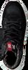 Schwarze RED RAG Sneaker 15537 - small