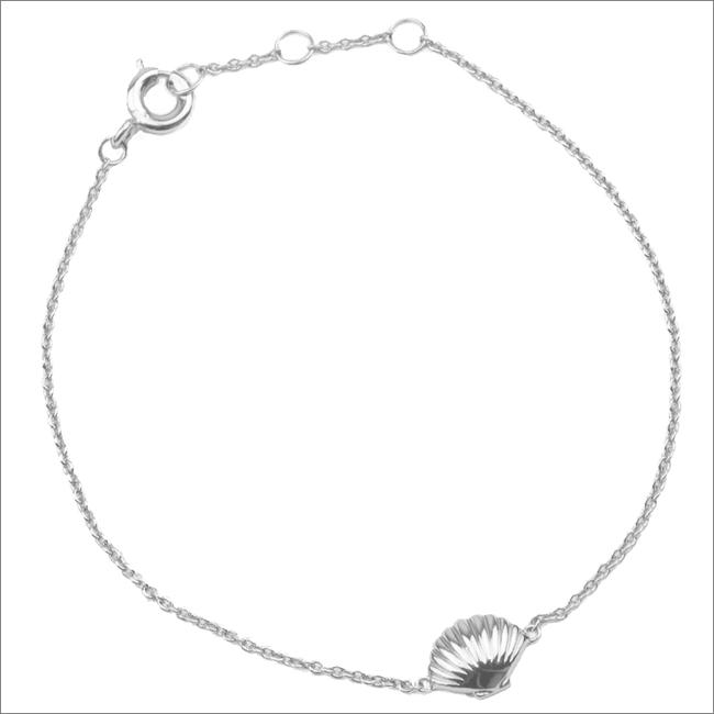 Silberne ALLTHELUCKINTHEWORLD Armband SOUVENIR BRACELET SEA SHE - large