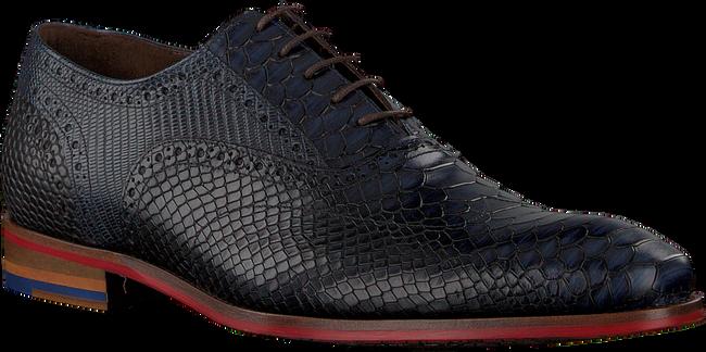 Blaue FLORIS VAN BOMMEL Business Schuhe 19104 - large