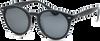 Schwarze IKKI Sonnenbrille LEXI - small
