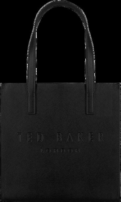 Schwarze TED BAKER Handtasche SEACON  - large