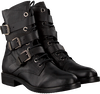 Schwarze OMODA Biker Boots 167K SOLE KIRA - small