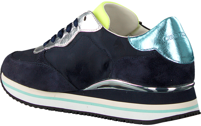Blaue CRIME LONDON Sneaker DYNAMIC - large