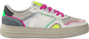 Weiße CRIME LONDON Sneaker low MARS  - small