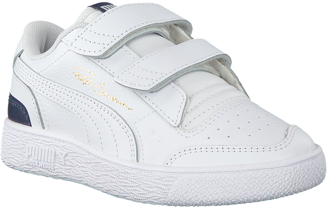 Weiße PUMA Sneaker low RALPH SAMPSON LO V PS  - large