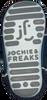 Blaue JOCHIE & FREAKS Babyschuhe 19010  - small