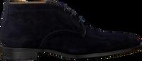 Blaue GIORGIO Business Schuhe 38205  - medium