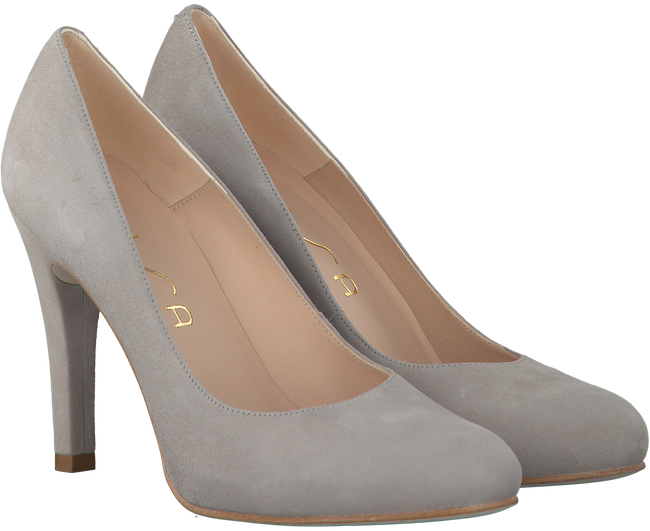 Graue UNISA Pumps PATRIC - large