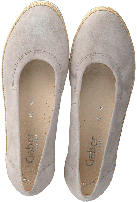 Beige GABOR Slipper 400.1  - large