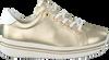 Goldfarbene BRAQEEZ Sneaker 419260 RENEE RISE  - small