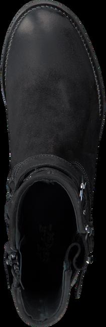 Schwarze GIGA Langschaftstiefel 8057 - large