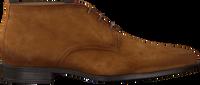 Cognacfarbene GIORGIO Business Schuhe 38205  - medium
