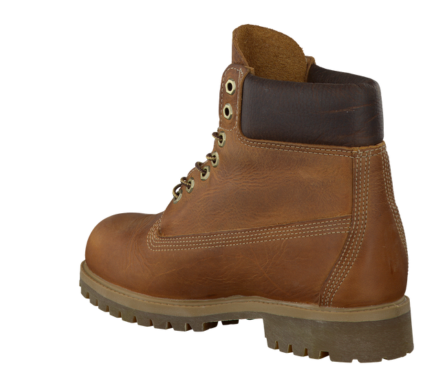 Cognacfarbene TIMBERLAND Ankle Boots 6IN PREMIUM FTB - large