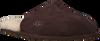 Braune UGG Hausschuhe SCUFF - small