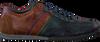 Cognacfarbene CYCLEUR DE LUXE Sneaker CRASH  - small