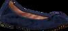 Blaue UNISA Ballerinas ACOR - small