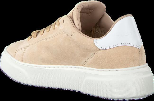 Beige PHILIPPE MODEL Sneaker TEMPLE FEMME  - large