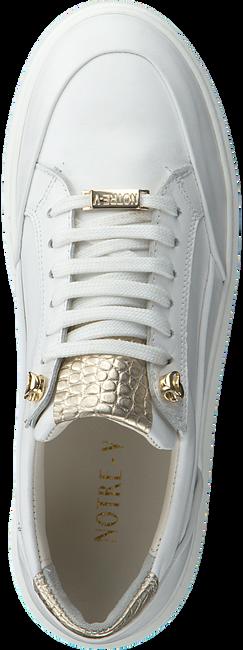 Weiße NOTRE-V Sneaker low 2000\03  - large