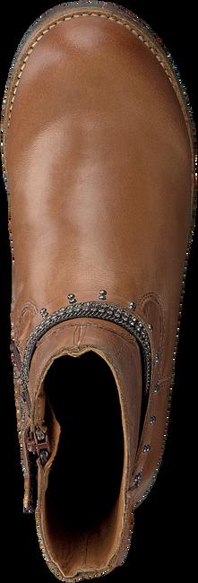 Cognacfarbene OMODA Stiefeletten OM119673  - large